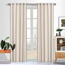Contour Blockout Eyelet Curtain 220cm & 250cm Drop