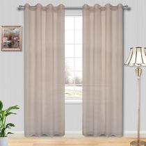 Madison Sheer Eyelet Curtain 140x220cm