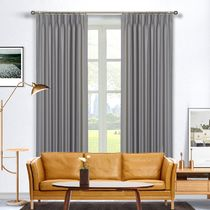 Boulevard Blockout Pinch Pleat Curtains