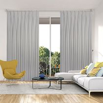 Crossroads Blockout Pinch Pleat Curtains