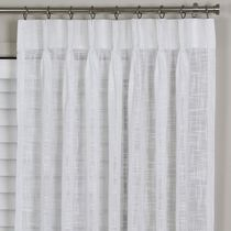 Harper Sheer Pinch Pleat Curtains