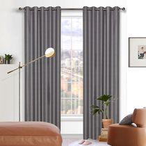 Moroso Triple Weave Room Darkening Eyelet Curtain 165x220cm