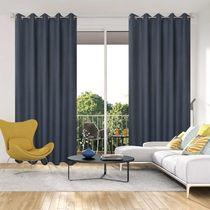 Salvador Blockout Eyelet Curtain 220cm & 250 drop