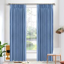Sassi Blockout Pinch Pleat Curtains