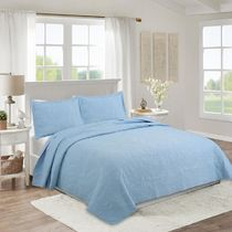 Simple Coverlet Set
