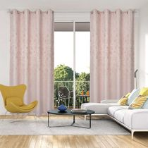 Summer Eyelet Curtain 140x220cm