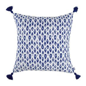 Indigo Cushion