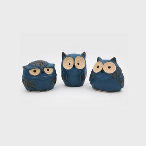 Ceramic Decor Owl