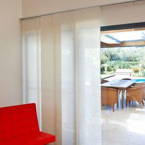 Vscreen Light Filter Panel Glide Fabric Panel