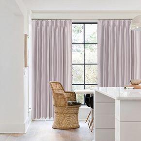 Mareeba Blockout Pinch Pleat Curtains