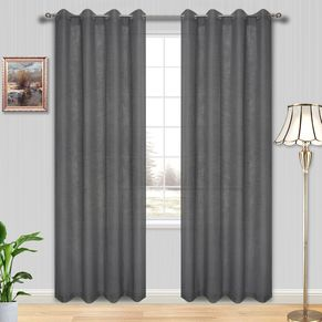 Harper Sheer Eyelet Curtain 220cm & 250cm Drop