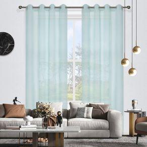 Candy Sheer Eyelet Curtain 140x220cm