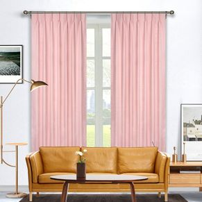 Leicester Room Darkening Pinch Pleat Curtains