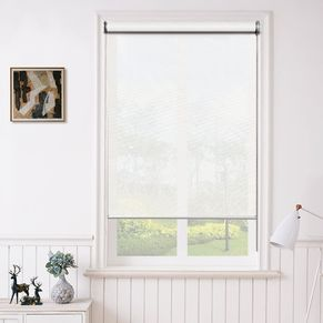 Ash Light Filtering Roller Blinds