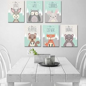 Animals Wall Painting