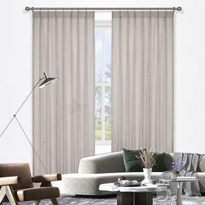 Madison Sheer Pinch Pleat Curtain
