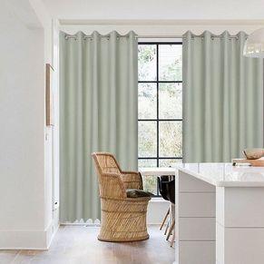 Hamilton Blockout Eyelet Curtain 220cm & 250cm