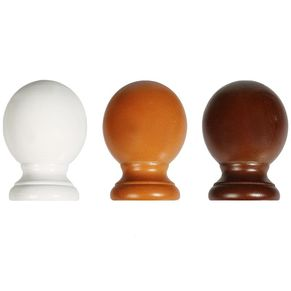 Windsor Pole Finials