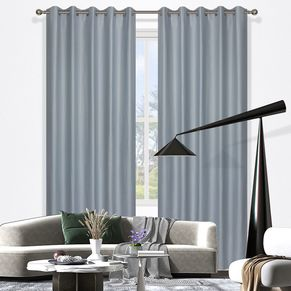 Larne Room  Darkening Eyelet Curtain 220cm & 250cm Drop