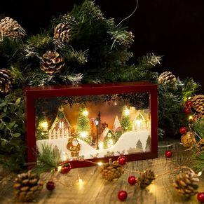 Santa Musical Box