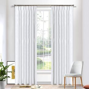 Colorado Blockout Pinch Pleat  Curtains