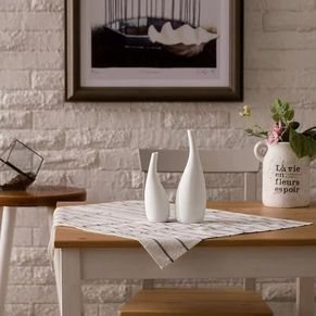 Swan Neck Vase