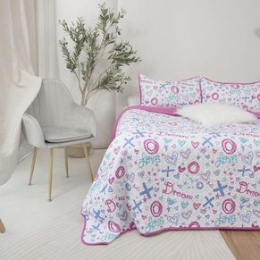 Sweet Dreams Coverlet Set
