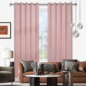 Meath Room Darkening Eyelet Curtain 220cm & 250cm Drop