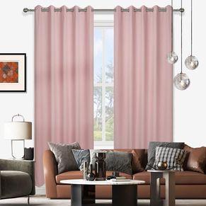 Meath Room Darkening Eyelet Curtain 220cm & 250cm Drop