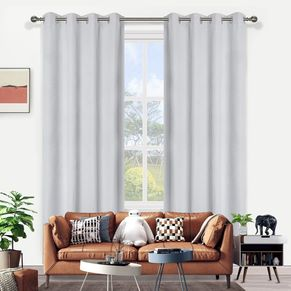 Omagh Room Darkening Eyelet Curtain 220cm & 250cm Drop