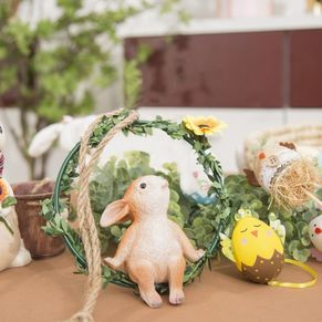 Sunny Bunny Hanging Ornaments