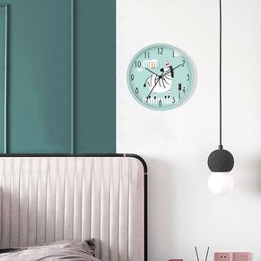 Zebra Wall Clock