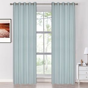 Tree Blockout Eyelet Curtain 165x220cm