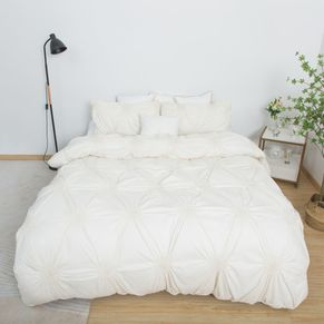 Leila Quilt Cover Set