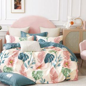 Camille Quilt Cover Set