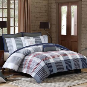 Caleb Quilt Cover Set