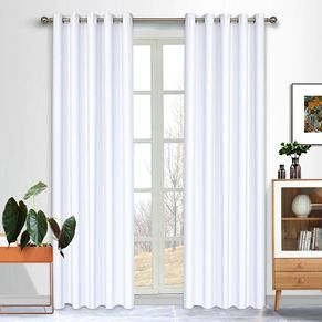 Catalina Blockout Eyelet Curtain 165x220cm