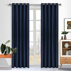 Mareeba Blockout Eyelet Curtain 165x220cm