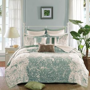 Montego Coverlet Set
