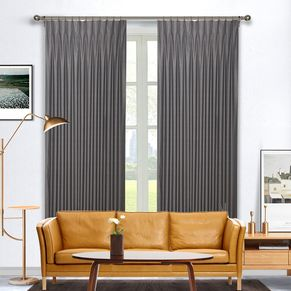 Moroso Room Darkening Pinch Pleat Curtains