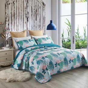 Pina Colada Coverlet Set