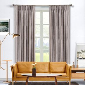 Rialto Blockout Pinch Pleat Curtains