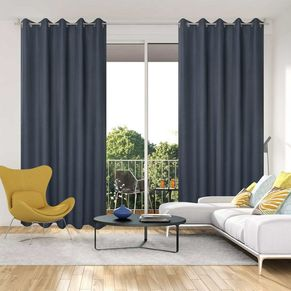 Salvador Blockout Eyelet Curtain 220cm & 250 drop