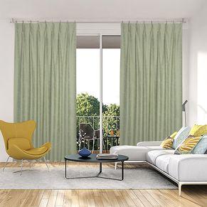 Seville Blockout Pinch Pleat Curtains