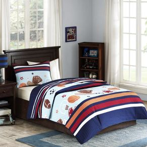 Tommy Coverlet Set