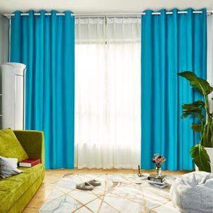 Sahara Blockout Eyelet Curtain 220cm & 250cm Drop