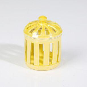 Ceramic Tea Light Holder Wax Warmer House Porcelain