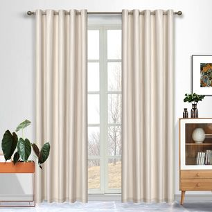 Contour Blockout Eyelet Curtain 220cm & 250cm Drop