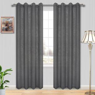Harper Sheer Eyelet Curtain 220cm & 250cm Drop