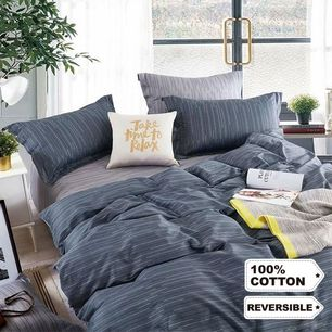 Lazy Days Quilt Cover Set